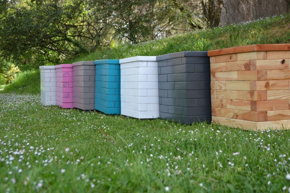 potager sur pieds bois terrasses vente jardini res et. Black Bedroom Furniture Sets. Home Design Ideas